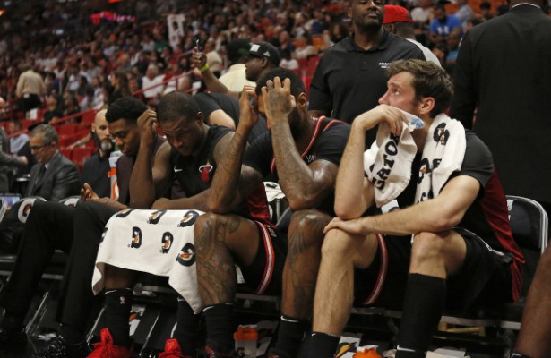 Report: Rivals Were 'Chuckling' and Had 'Genuine Concern' for Miami Heat During 2017-18 Season - Heat Nation