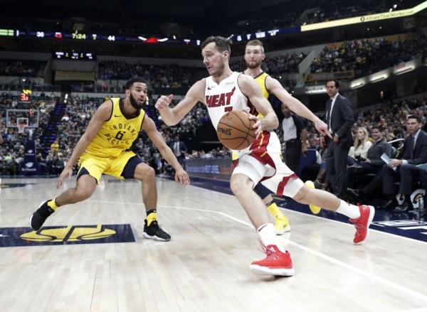 Goran Dragic vs. Indiana Pacers