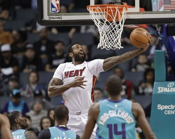 James Johnson Charlotte Hornets