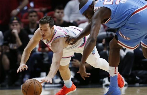timeless design 96538 1d939 Miami Heat vs. Sacramento Kings Game Recap: Heartbreaker