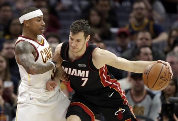 Goran Dragic Miami Heat vs. Cavs
