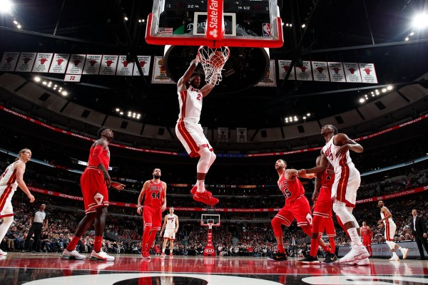 Bulls end Heat seven-game winning streak, Miami loses another shooting guard