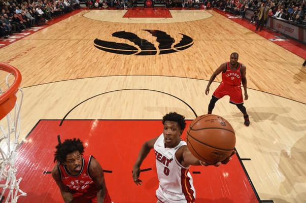 Josh Richardson vs. Toronto Raptors