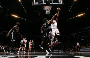 Hassan Whiteside vs. Brooklyn Nets