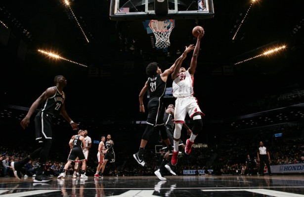 Hassan Whiteside vs. Brooklyn Nets