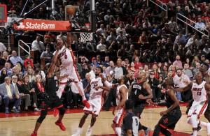Miami Heat vs. Houston Rockets