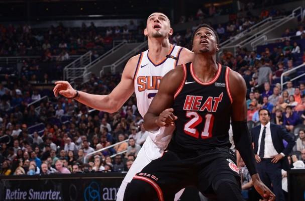 Hassan Whiteside vs. Phoenix Suns