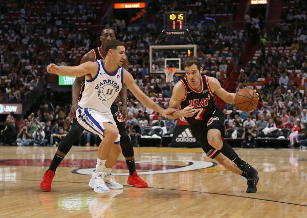 Goran Dragic vs. Golden State Warriors
