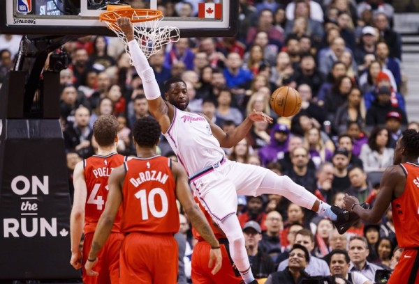 Raptors cruise into All-Star break, crush Bulls for seventh straight win