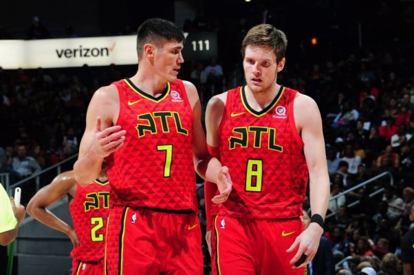 Luke Babbitt Atlanta Hawks