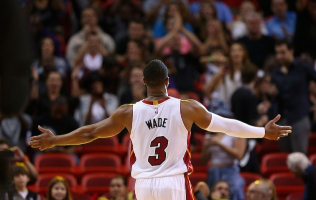 Dwyane Wade can't wait to wear No.3 again for Miami