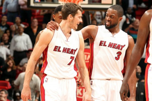 outlet store fe401 1930f Heat Players React to Dwyane Wade Coming Back to Miami