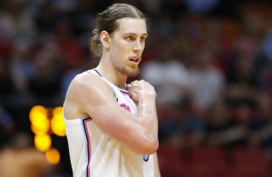 Kelly Olynyk Miami Vice Jersey