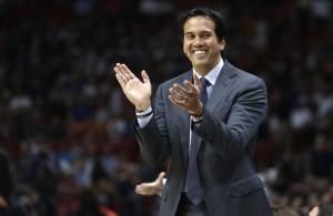 Erik Spoelstra Miami Heat Coach