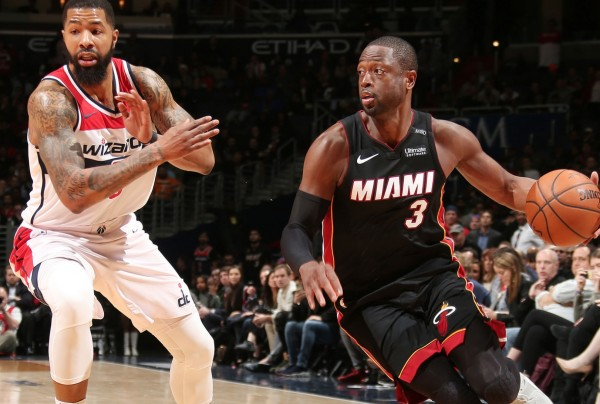 Dwyane Wade vs. Washington Wizards