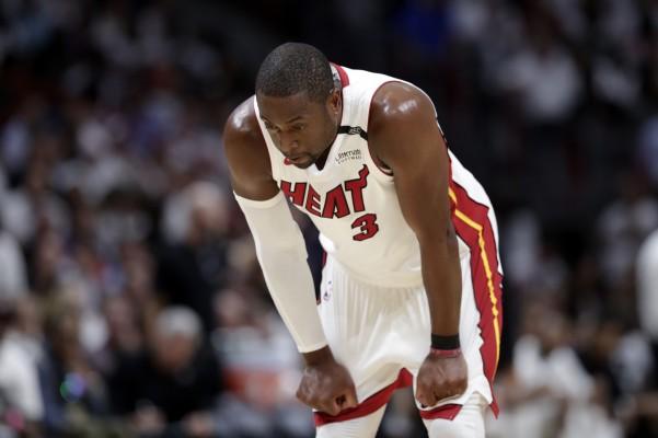 Dwyane Wade Final Game Miami Heat