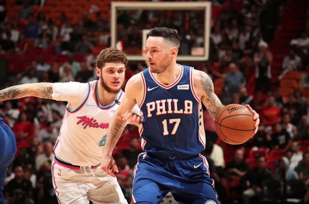 Tyler Johnson vs. J.J. Redick