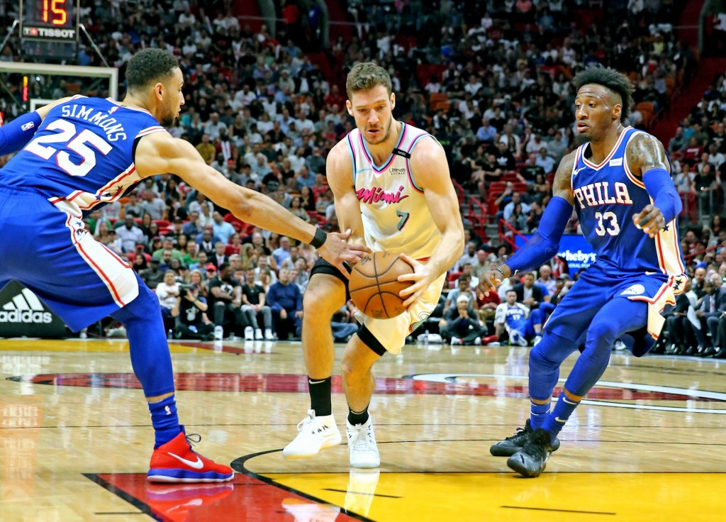 Goran Dragic vs. Philadelphia 76ers