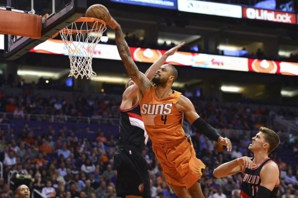 Tyson Chandler Phoenix Suns