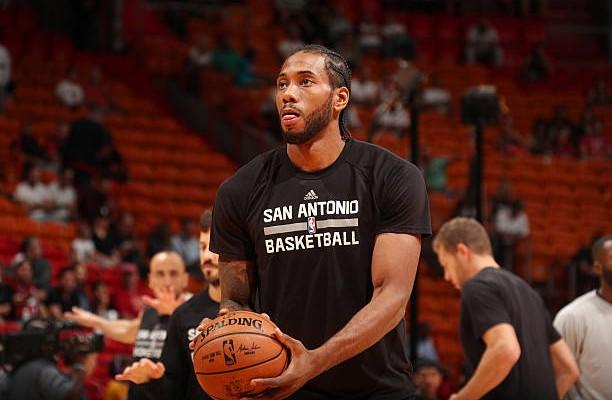 Kawhi Leonard Miami Heat