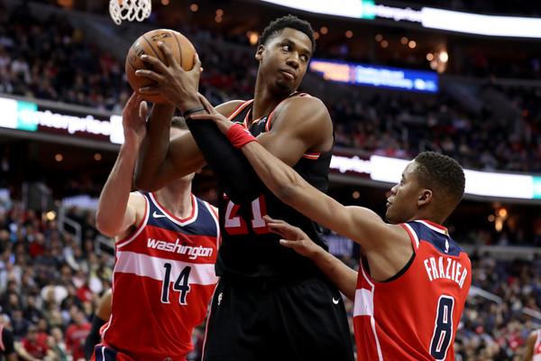 Hassan Whiteside Washington Wizards