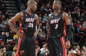 Gary Payton and Dwyane Wade