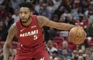 Derrick Jones Jr. Miami Heat