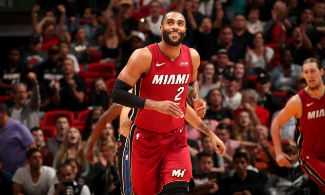 Wayne Ellington Miami Heat