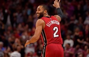 Wayne Ellington Miami Heat