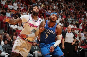 Carmelo Anthony Miami Heat