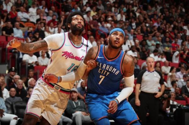 Carmelo Anthony Miami Heat