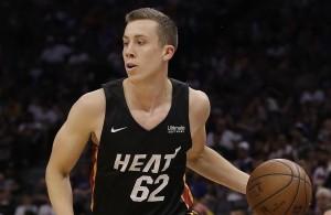 Duncan Robinson Miami Heat