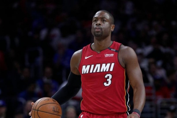 Chinese team trying to offer Dwyane Wade a 'monster' deal