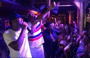Dwyane Wade and Jimmy Butler Karaoke