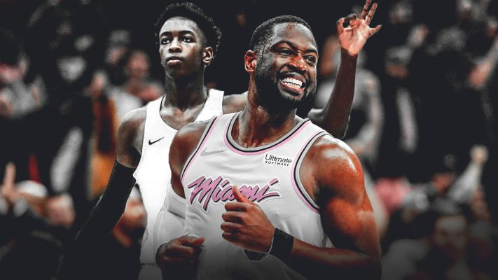 Dwyane Wade announces he's returning to Heat
