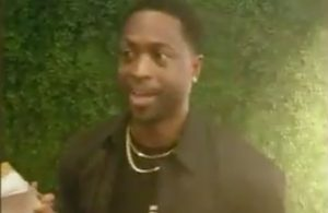 Dwyane Wade Drops Hint About Son's College