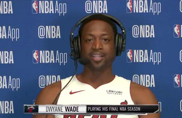 Dwyane Wade Miami Heat