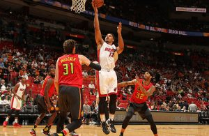 Jarnell Stokes Miami Heat