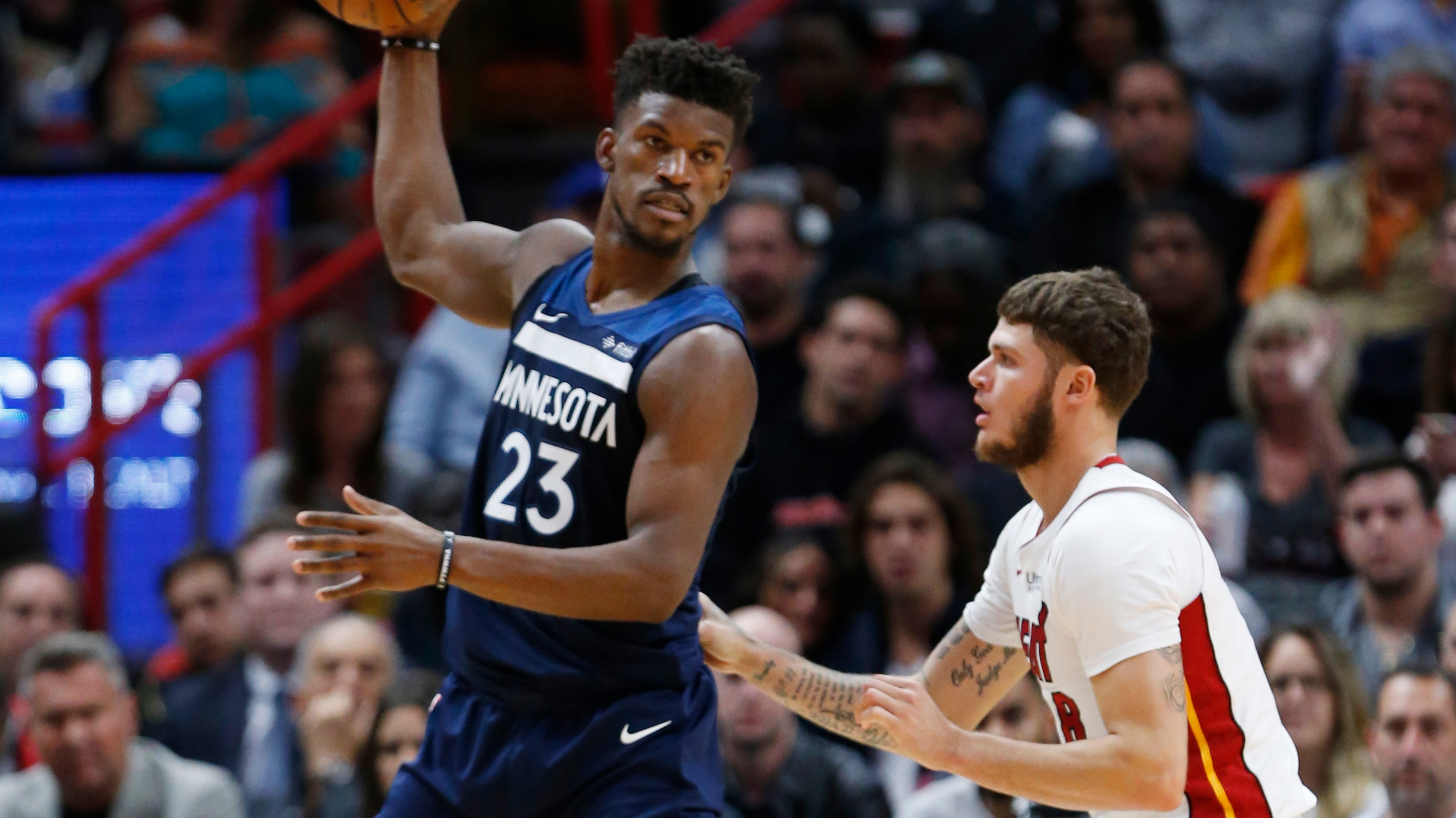 Miami Heat Pushing Timberwolves To Accept Jimmy Butler Trade Offer