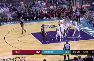 Derrick Jones Jr. vs. Hornets