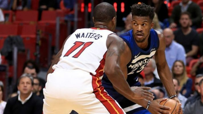 Miami Heat pushing Minnesota Timberwolves to accept revised Butler deal