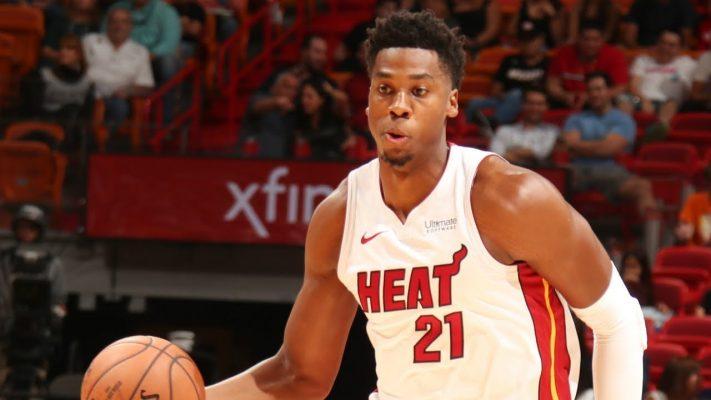 Hassan Whiteside Miami Heat