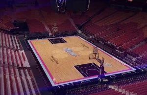 Miami Heat Vice Nights Court