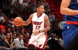 Rodney McGruder Miami Heat