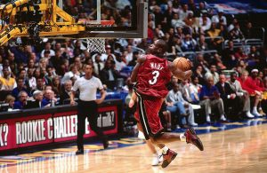 Dwyane Wade Rookie Miami Heat