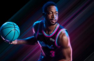Dwyane Wade Miami Vice Nights