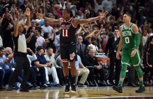 Dion Waiters Miami Heat Boston Celtics