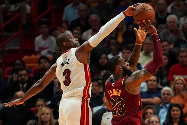 LeBron: Final Wade matchup will be bittersweet