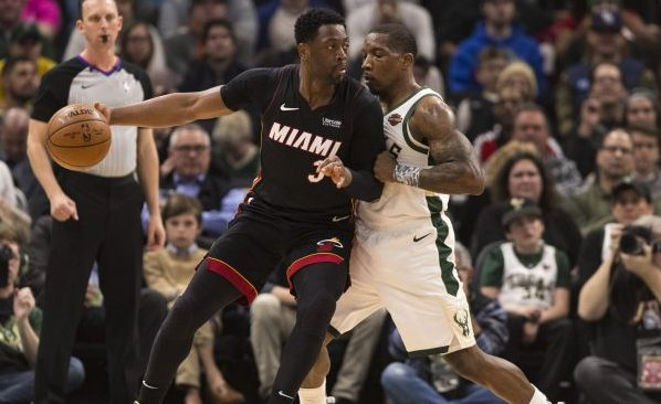 Dwyane Wade Milwaukee Bucks