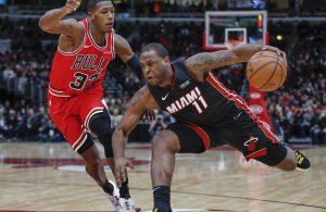 Dion Waiters Miami Heat Chicago Bulls